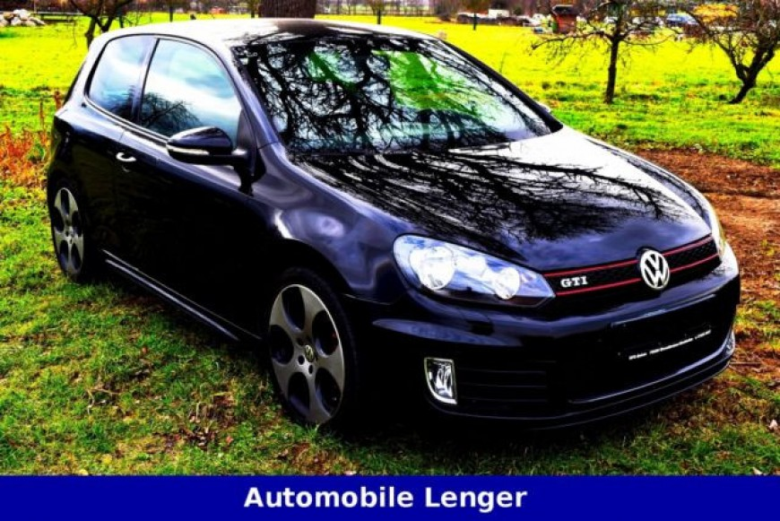 Volkswagen Golf GTI, Navi, AT-Motor